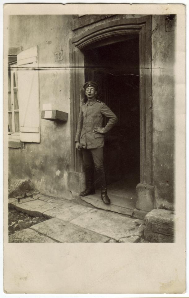Soldat du I.R. 67
