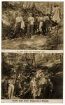 Soldats allemands - été 1915