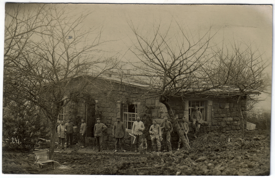 Grandham - Soldats du L.I.R 118
