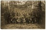 Bahnschütztrupp du Pionnier Bat. 16 - 5. Kompagnie - 1917