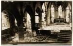 Vienne-le-Château - L'église - Juillet 1916