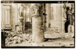 Vienne-le-Château - Intérieur de l'église - Juillet 1916