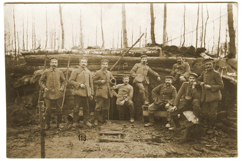 Artilleurs allemands