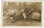 Avion français abattu en Argonne