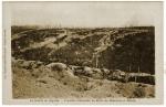 Tranchées allemandes au Ravin des Meurissons et Bolante