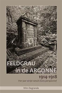 Le nouvel ouvrage richement illustré de Wim Degrande (en néerlandais)